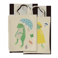 環保提袋(直式-雙面)