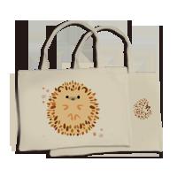 環保提袋(橫式-雙面)